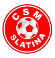 Логотип футбольный клуб Слатина