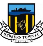 Логотип футбольный клуб Хеббурн Таун