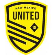Логотип футбольный клуб Нью-Мексико Юнайтед (Альбукерке)