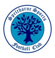 Логотип футбольный клуб Спелторн Спортс