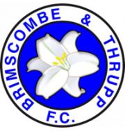 Логотип футбольный клуб Бримскомб энд Трупп