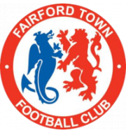 Логотип футбольный клуб Фэрфорд Таун
