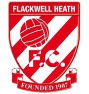 Логотип футбольный клуб Флэквелл Хит