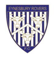 Логотип футбольный клуб Эйнесбари Роверс