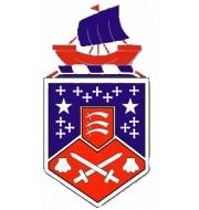 Логотип футбольный клуб Клактон (Клактон-он-Си)