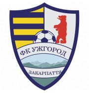 Логотип футбольный клуб Ужгород