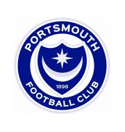 Логотип футбольный клуб Портсмут