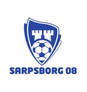 Логотип футбольный клуб Сарпсборг 08