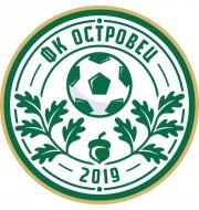 Логотип футбольный клуб Островец