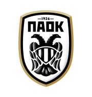 Логотип футбольный клуб ПАОК (Салоники)