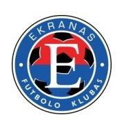 Логотип футбольный клуб Экранас (Паневежис)