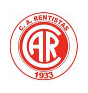 Логотип футбольный клуб Рентистас (Монтевидео)