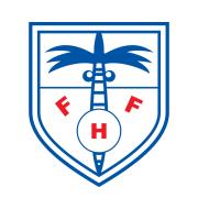Логотип футбольный клуб Гаити