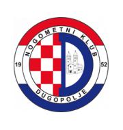 Логотип футбольный клуб Дугополье