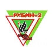 Логотип футбольный клуб Рубин-2 (Казань)