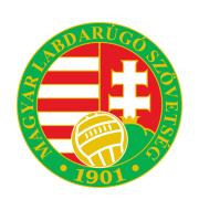 Логотип футбольный клуб Венгрия