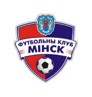 Логотип футбольный клуб Минск (до 19)