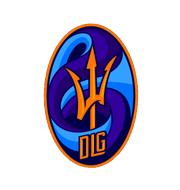 Логотип футбольный клуб Депортиво Ла Гуайра (Каракас)