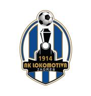 Логотип футбольный клуб Локомотива (Загреб)