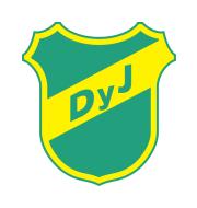 Логотип футбольный клуб Дефенса и Хустисия (Флоренсио-Варела)