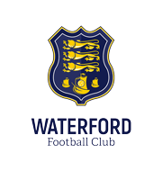 Логотип футбольный клуб Уотерфорд Юнайтед