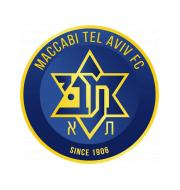 Логотип футбольный клуб Маккаби (Тель-Авив)
