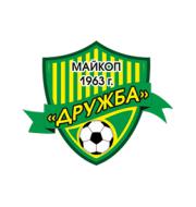Логотип футбольный клуб Дружба (Майкоп)