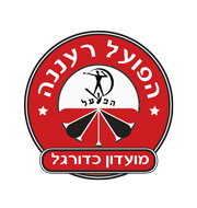 Логотип футбольный клуб Хапоэль (Раанана)