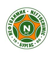 Логотип футбольный клуб Нефтохимик (Бургас)