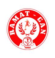 Логотип футбольный клуб Хапоэль (Рамат Ган)