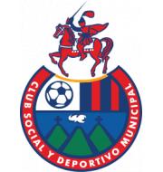 Логотип футбольный клуб Мунисипаль (Гватемала)