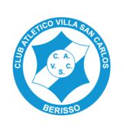 Логотип футбольный клуб Вилла Сан Карлос (Берисо)