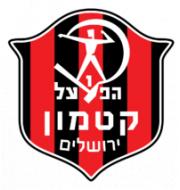 Логотип футбольный клуб Хапоэль (Катамон)