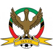 Логотип футбольный клуб Сэйнт Китс и Невис