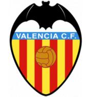 Логотип футбольный клуб Валенсия (до 19)