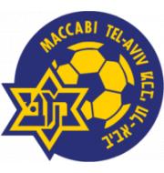 Логотип футбольный клуб Маккаби (до 19) (Тель-Авив)