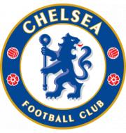 Логотип футбольный клуб Челси (до 19) (Лондон)