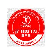 Логотип футбольный клуб Хапоэль (Марморек)