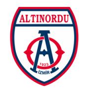 Логотип футбольный клуб Алтинорду (Измир)