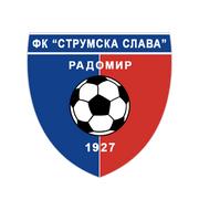 Логотип футбольный клуб Струмска Слава (Радомир)