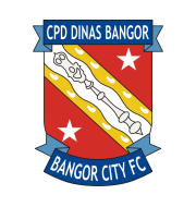 Логотип футбольный клуб Бангор Сити
