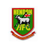 Логотип футбольный клуб Хендон (Лондон)