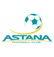 Логотип футбольный клуб Астана (до 19)