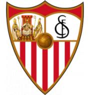 Логотип футбольный клуб Севилья (до 19)