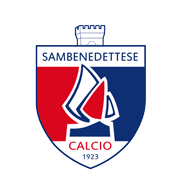 Логотип футбольный клуб Самбенедеттесе (СанБенедетто дель Тронто)