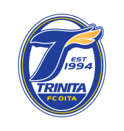 Логотип футбольный клуб Оита Тринита