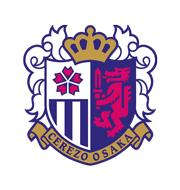 Логотип футбольный клуб Сересо Осака
