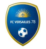 Логотип футбольный клуб Версаль
