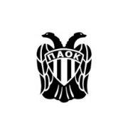 Логотип футбольный клуб ПАОК (до 19) (Салоники)