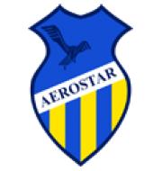 Логотип футбольный клуб Аеростар Бакау